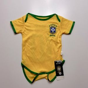 Neymar Jr. Onesie - Brasil Soccer - NWT